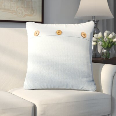 Ardent Cotton Throw Pillow