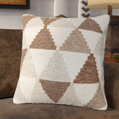 Burnie Throw Pillow Fill Material: Down/Feather