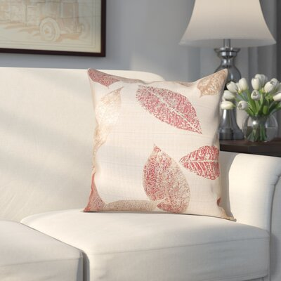 Soto Pillow Cover Color: Pink