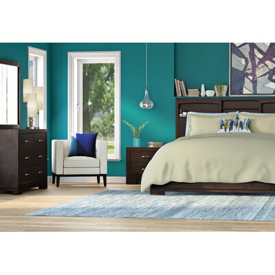 Voigt Platform 5 Piece Bedroom Set Size: Queen