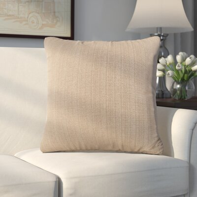 Appleridge Linen Pillow Size: 20, Color: Flax