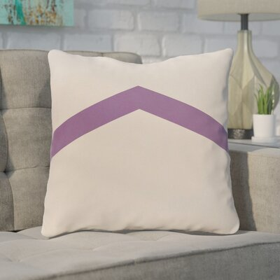 Down Throw Pillow Size: 26 H x 26 W, Color: Heather
