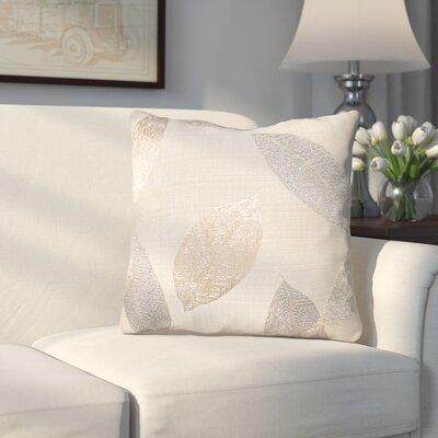Soto Throw Pillow Color: Blue