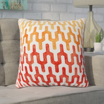 Callis Throw Pillow Size: 18 H x 18 W