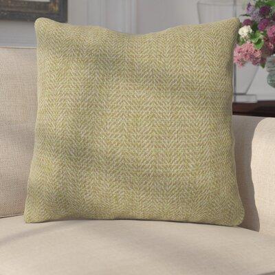Bassett Throw Pillow Color: Cactus