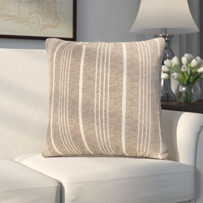 Aqueduct Throw Pillow Size: 26 H x 26 W x 6 D, Color: Citrus