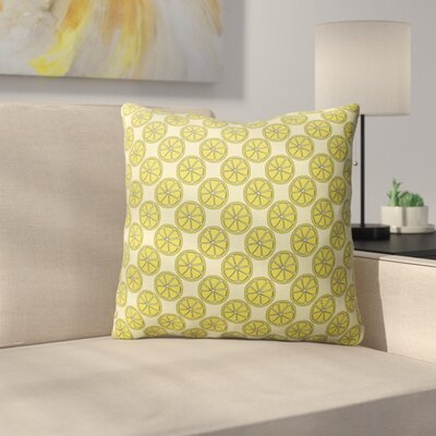 Cybil Indoor/Outdoor Throw Pillow Size: 18 H x 18 W x 4 D