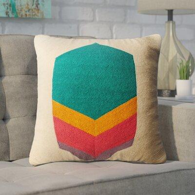 Turner Technicolor Hexagon Throw Pillow