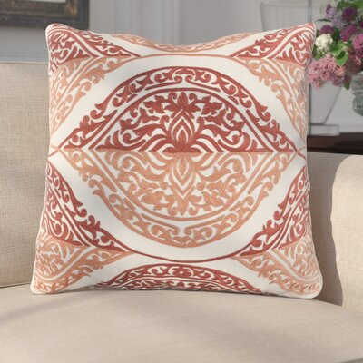Parish Cotton Throw Pillow Size: 22