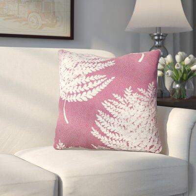 Oneill Throw pillow Color: Purple