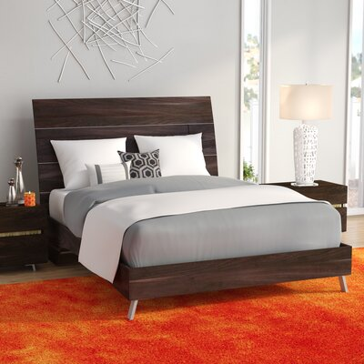 Callie Spring Platform Bed Size: Queen