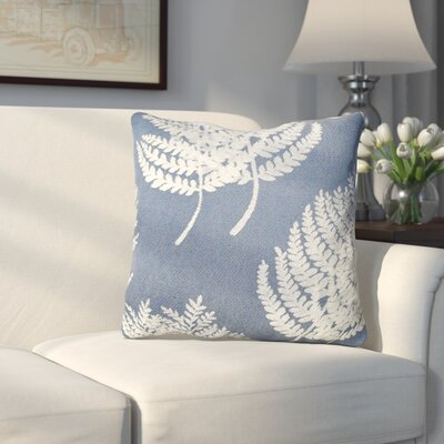 Oneill Throw pillow Color: Blue