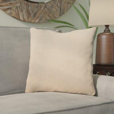 Carrillo Decorative Pillow Color: Tan