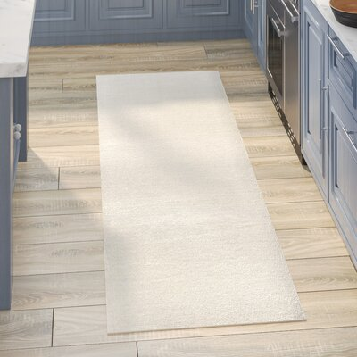 Warrensburg Ivory Area Rug Rug Size: Runner 26 x 8