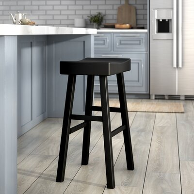 Christensen 30 Bar Stool Finish: Antique Black