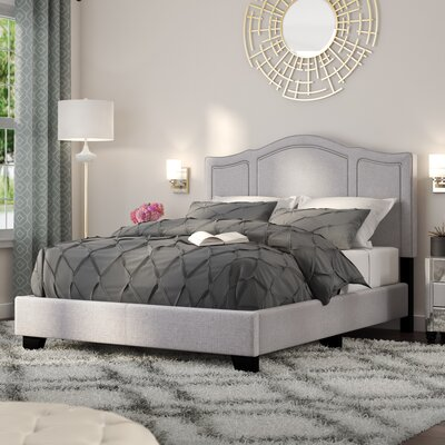 Antione Queen Upholstery Panel Bed