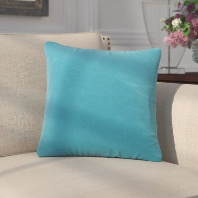 Arterbury Square Pillow Size: 16, Color: Baltic