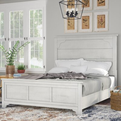 Aurora Panel Bed Size: Queen