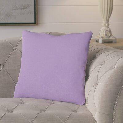 Epineux Throw Pillow Color: Lavander