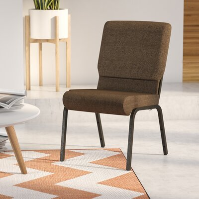 Jackston Guest Chair Seat Finish: Brown