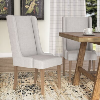 Gillespie Side Chair Upholstery: Beige