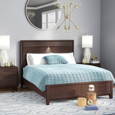 Cornwall Panel Bed Size: Queen