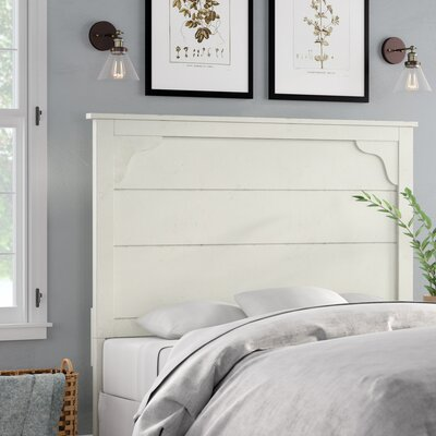 Aurora Panel Headboard Size: Queen