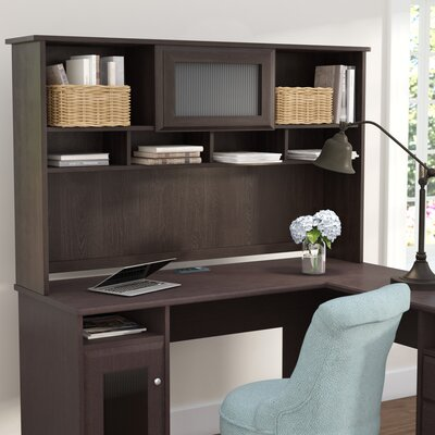Hillsdale 36 60 Hutch Finish: Heather Gray