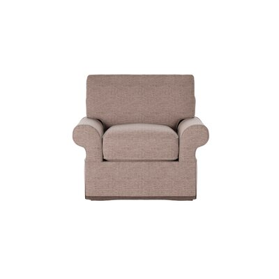 Casey Armchair Body Fabric: Shack Cocoa