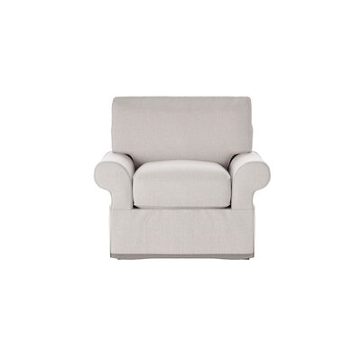 Casey Armchair Body Fabric: Trixie Linen