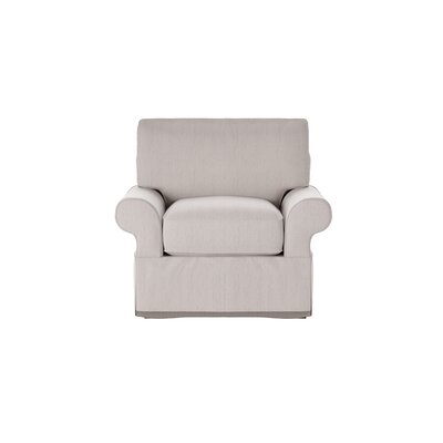 Casey Armchair Body Fabric: Curious Pearl