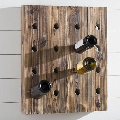 Pavo 16 Bottle Hanging Wine Rack