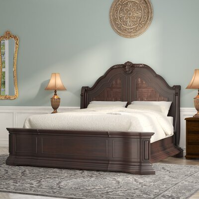 Baxendale Panel Bed Size: King