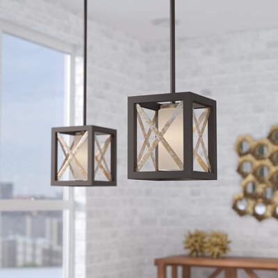 Alline 1-Light Mini Pendant