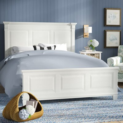 Randolph Panel Bed Size: King