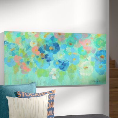 'Spring Aroma I' by Silvia Vassileva Painting Print on Wrapped Canvas Size: 24