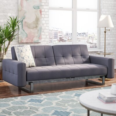 Mullaney Multi-Function Sofa Upholstery: Gray