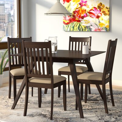 Roman 5 Piece Dining Set