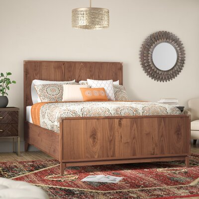 Destiny Panel Bed Size: Queen