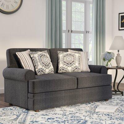 Simmons Upholstery Dorothy Loveseat Upholstery: Bellamy Slate