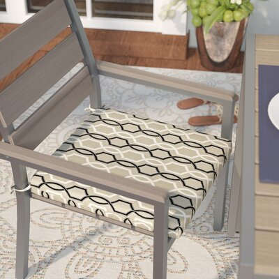 Bank Indoor/ Outdoor Chair Cushion Size: 20 Inch