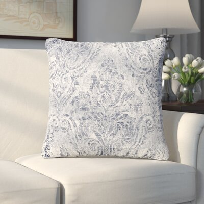 Eskridge Throw Pillow Size: 16 H x 16 W x 6 D