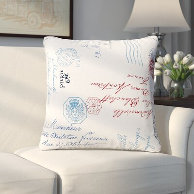 Erdmann Throw Pillow Size: 16 H x 16 W x 6 D