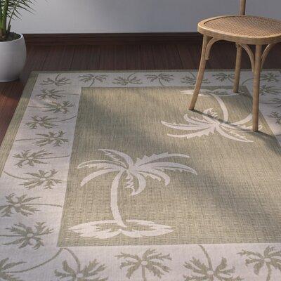 Granada Sage Green Indoor/Outdoor Area Rug Rug Size: 710 x 102