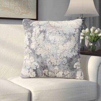 Peoria Throw Pillow Size: 20 H x 20 W x 6 D