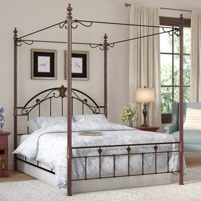 Wedgewood Canopy Bed Size: Queen