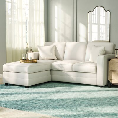 Hainesville Sectional Upholstery: Oakley Ivory