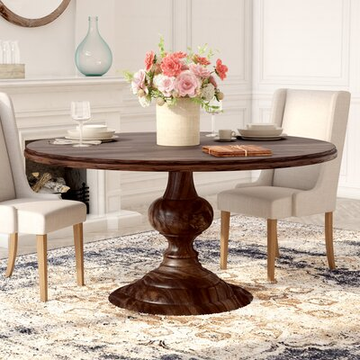 Hoyt Dining Table Finish: Dark Oak