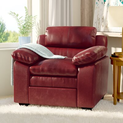 Cates Armchair Color: Cardinal