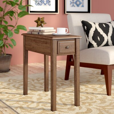 Dyana End Table Color: Maple